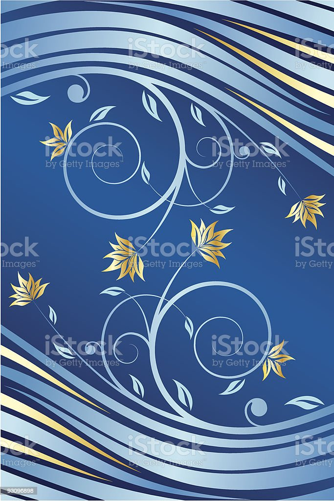 Floral design vector royalty-free floral design vector stock vector art & more images of backgrounds