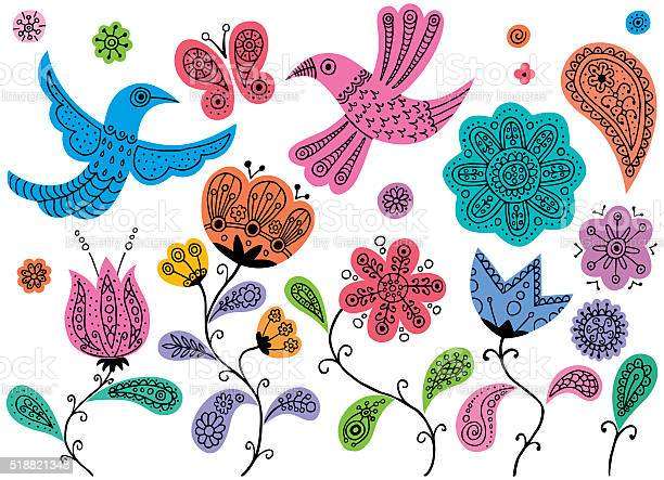 Floral doodles vector id518821348?b=1&k=6&m=518821348&s=612x612&h=6uoh5lw9nttyihm7z0b587usltxdsyruacnfxmm8wto=