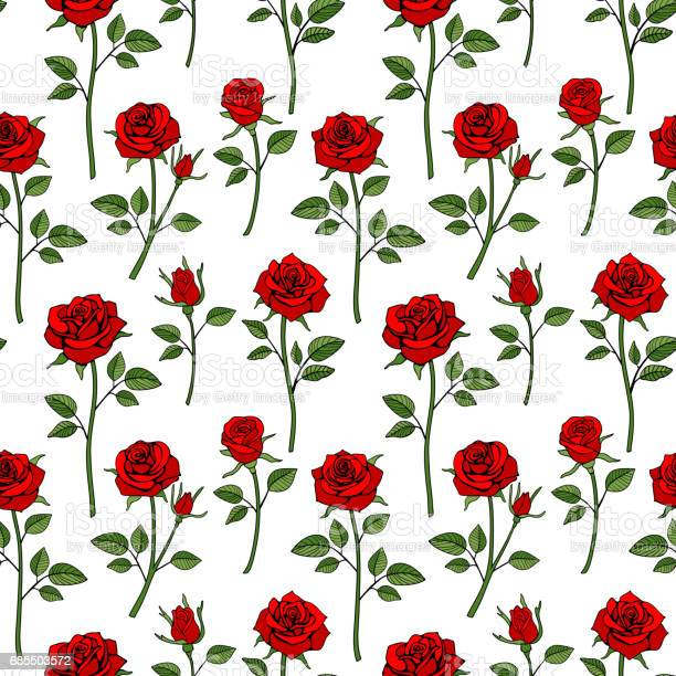 Floral english victorian seamless background garden rose pattern vector id685503572?b=1&k=6&m=685503572&s=612x612&h=lidx9p7x8eiwqhx4fu3yzgx887vpyv8tbto4hx9ddza=
