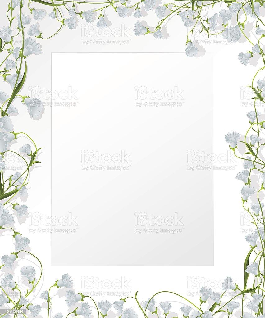 Floral frame design royalty-free floral frame design stock vector art & more images of backgrounds