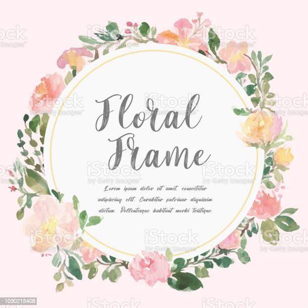 Floral frame vector beautiful wreath elegant floral collection with vector id1030215408?b=1&k=6&m=1030215408&s=612x612&h=ttgtbwbj9ch3fj nmbfzycwbdhehuakzej3fa3haydu=