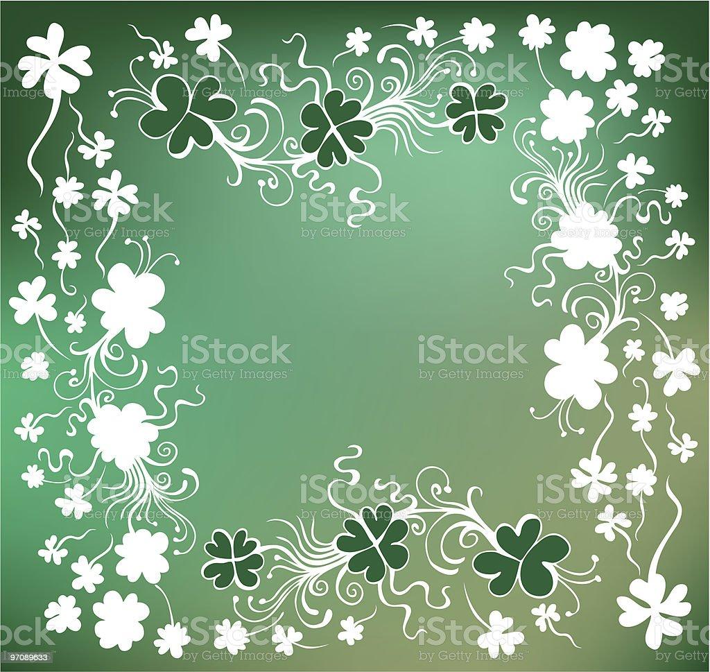 Floral frame royalty-free floral frame stock vector art & more images of blossom