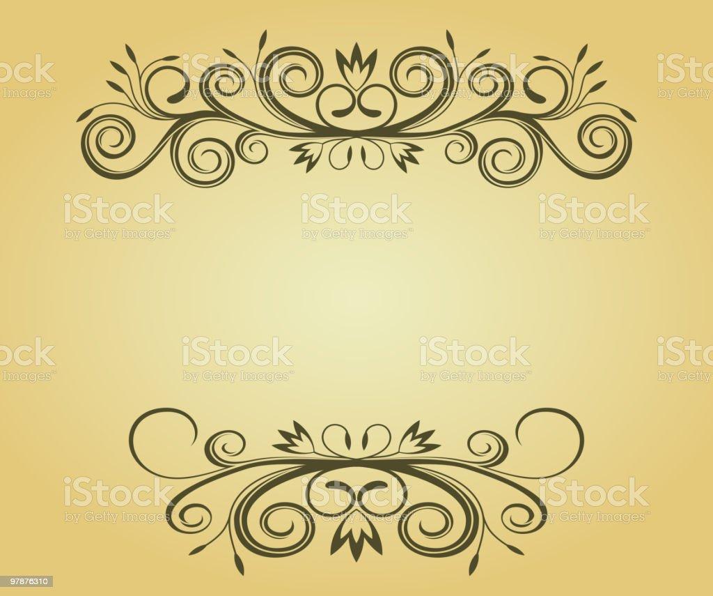 Floral frame royalty-free floral frame stock vector art & more images of color image