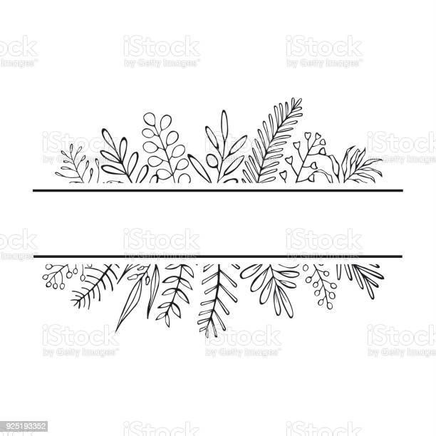 Floral hand drawn farmhouse style outlined twigs branches frame vector id925193352?b=1&k=6&m=925193352&s=612x612&h=h9hpqgt7ed6jwhxts2k t2y7mjcbpsrkm4gmigbyufo=