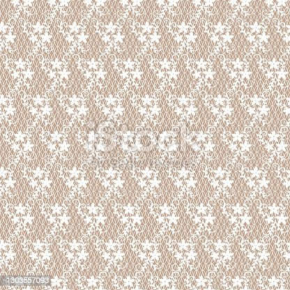 istock floral lace pattern 1303557093