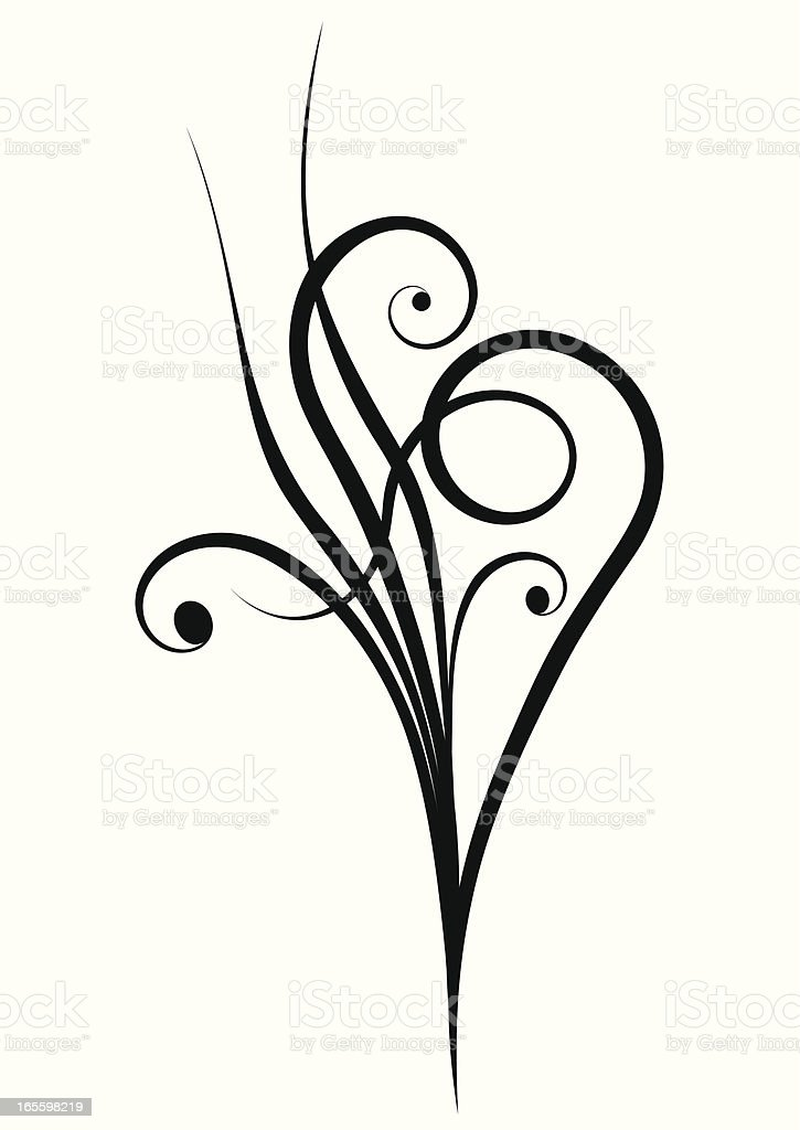 floral ornament royalty-free floral ornament stock vector art & more images of abstract