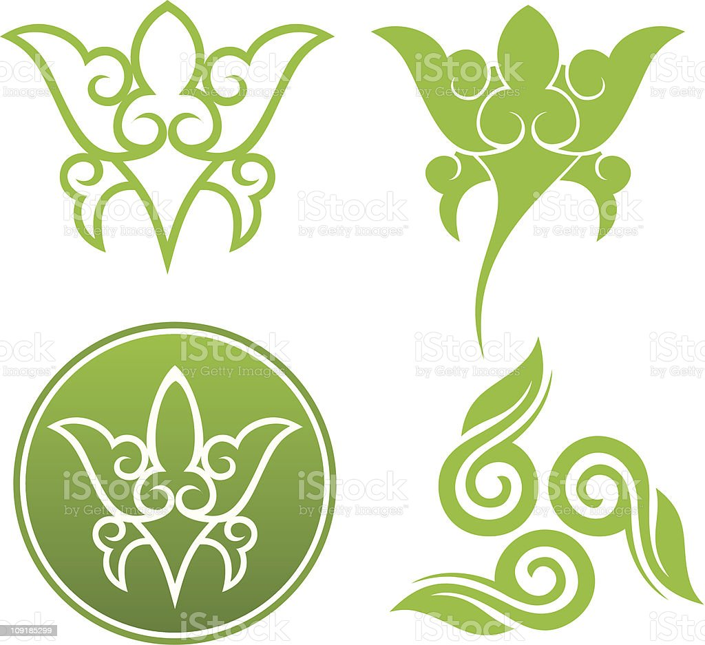 Floral ornaments royalty-free floral ornaments stock vector art & more images of art product