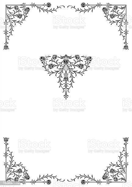 Floral ornaments vector id153897110?b=1&k=6&m=153897110&s=612x612&h=n bgxter2xugfbluescrnbc46hzg5bc1t2h5jgapmsm=