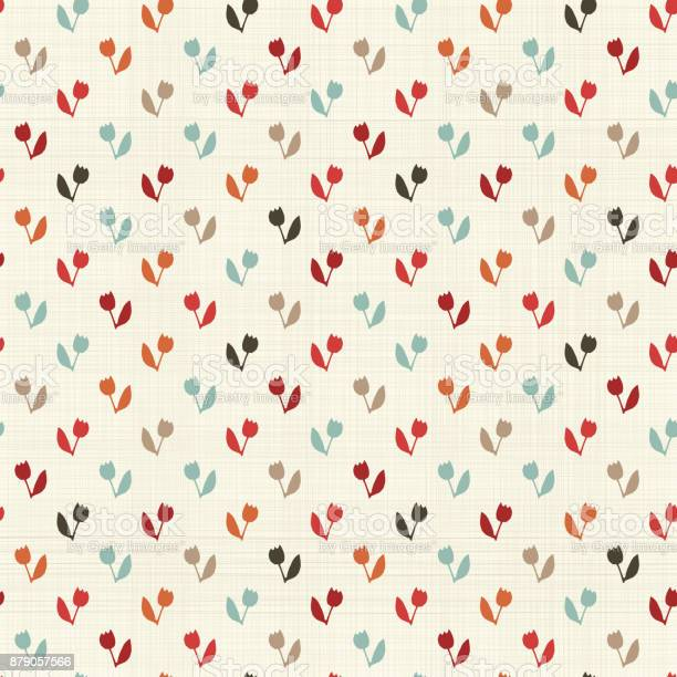 Floral pattern flower seamless background flourish ornamental garden vector id879057566?b=1&k=6&m=879057566&s=612x612&h=o8itvtzkfgg9gx4xw7j76 ncrqz0p6vol22xhhxozgy=