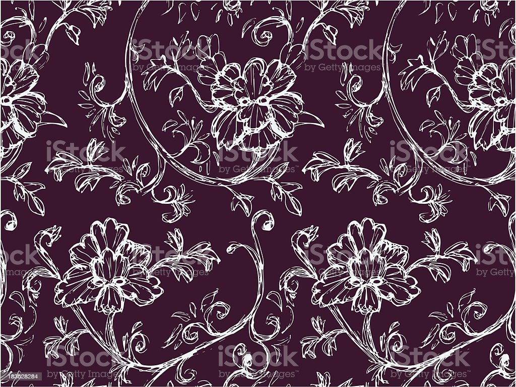 floral pattern royalty-free floral pattern stock vector art & more images of abstract