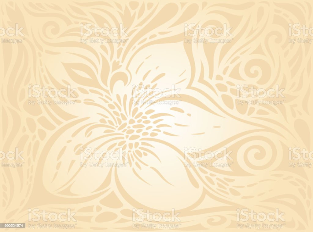 floral retro wedding pale peach wedding background design stock illustration download image now istock floral retro wedding pale peach wedding background design stock illustration download image now istock
