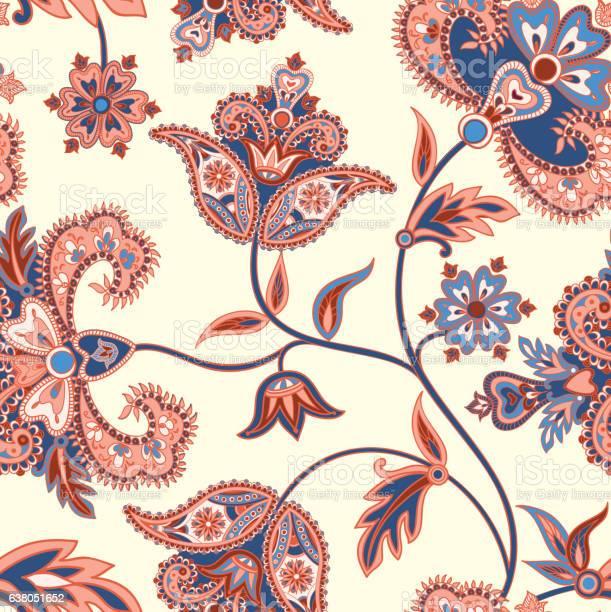 Floral seamless oriental pattern flourish asian background wonderland vector id638051652?b=1&k=6&m=638051652&s=612x612&h=2z0 rz7dzwug6knilskc6yn8q2pf85ke7nshyddjxrk=