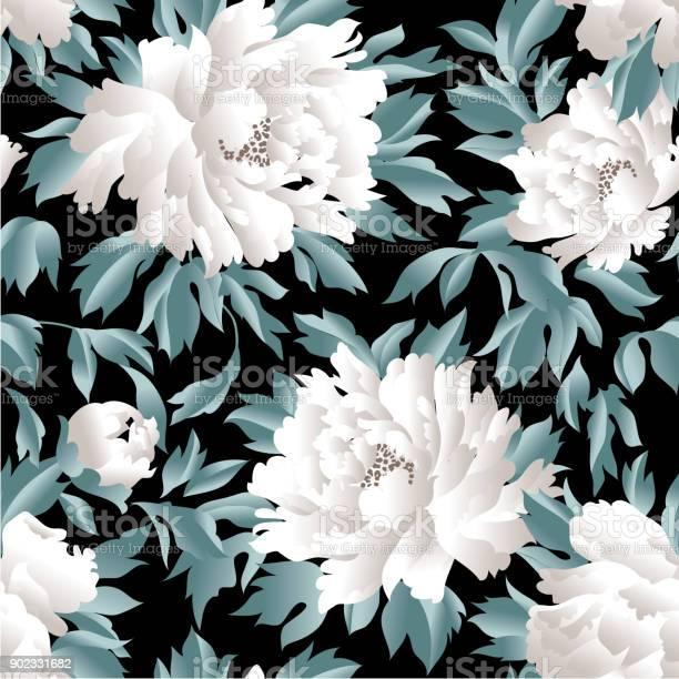 Floral seamless pattern flourish garden background with flowers vector id902331682?b=1&k=6&m=902331682&s=612x612&h=fzlt6krzl3iamxh6xtkmx 6fok8sxlze7ebpxh3j oy=