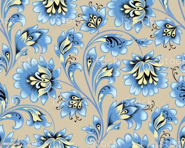Floral seamless pattern flower ornament ornamental festive background vector id966558046?b=1&k=6&m=966558046&s=612x612&h=kqgzamtiz4usugdurzwjqdudrlqwhvtepkq5qvlcmh8=