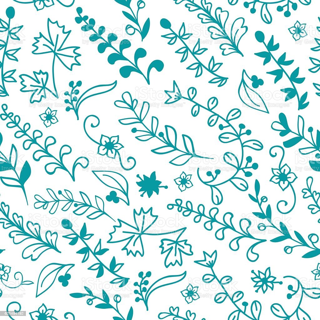 Floral seamless pattern for invitation card floral seamless pattern for invitation card – cliparts vectoriels et plus d'images de abstrait libre de droits
