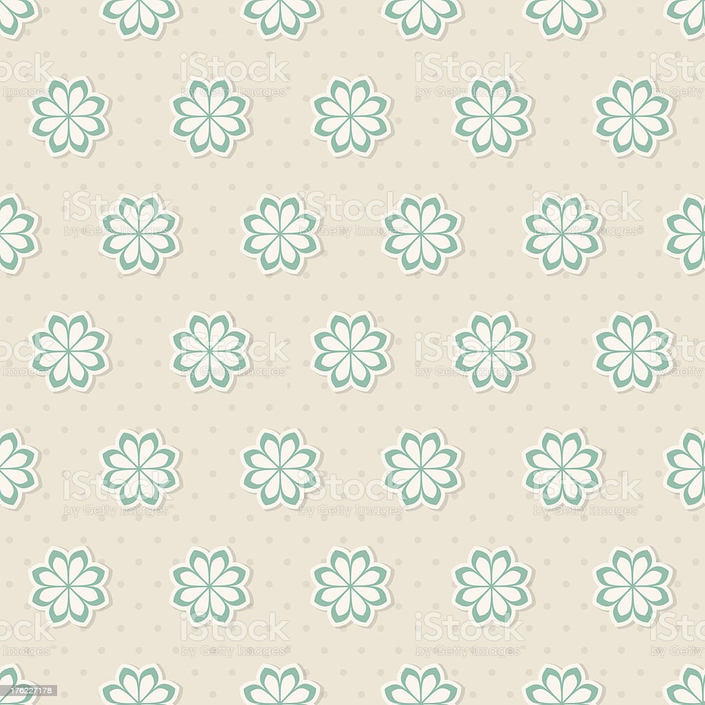 Floral seamless pattern royalty-free floral seamless pattern stock vector art & more images of abstract