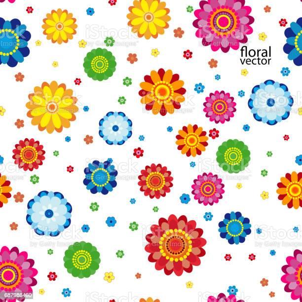 Floral seamless pattern vector id687986460?b=1&k=6&m=687986460&s=612x612&h=rvscpgdq0of5vt2hv00znhg7ot593ktzu2uihqrqads=