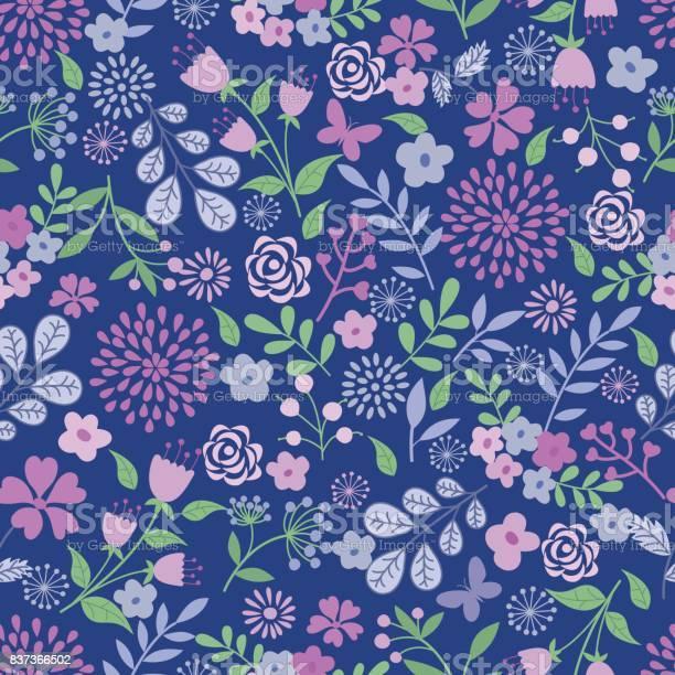Floral seamless pattern vector id837366502?b=1&k=6&m=837366502&s=612x612&h=j vhyijq0oillvye bq jell6mwym6og7frd zw h84=