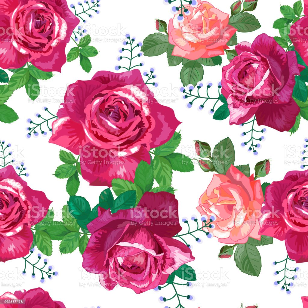 floral seamless pattern royalty-free floral seamless pattern stock vector art & more images of backgrounds