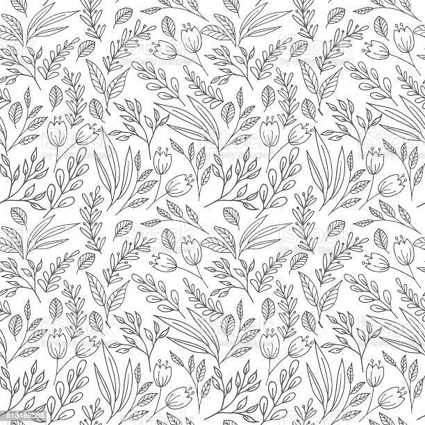 Floral seamless pattern with flowers and plants vector id513486588?b=1&k=6&m=513486588&s=612x612&h=qfm2p8bblsrb jnl9uylkqarzp0wub6oill fw4n7hs=