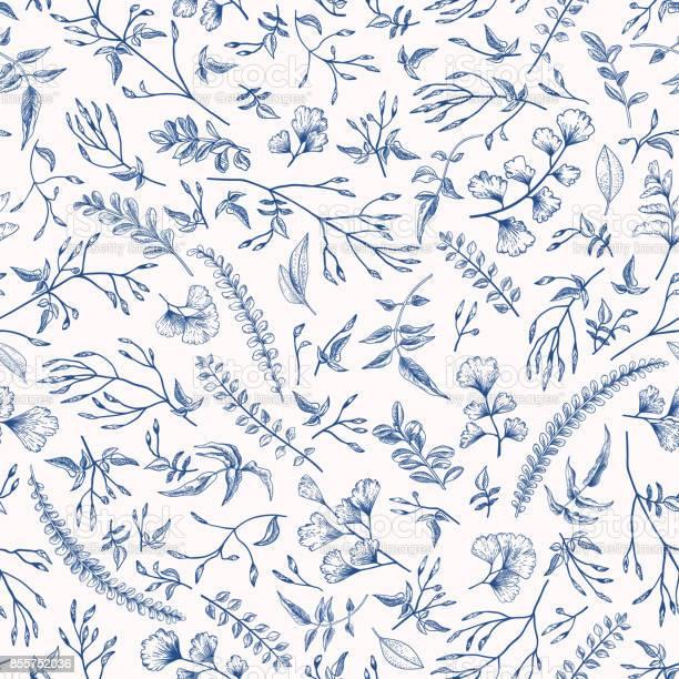 Floral seamless pattern with little plants vector id855752036?b=1&k=6&m=855752036&s=612x612&h=mdhr p  xmdusm2buyfqwp4xci8xvjuzabs9 aijtma=