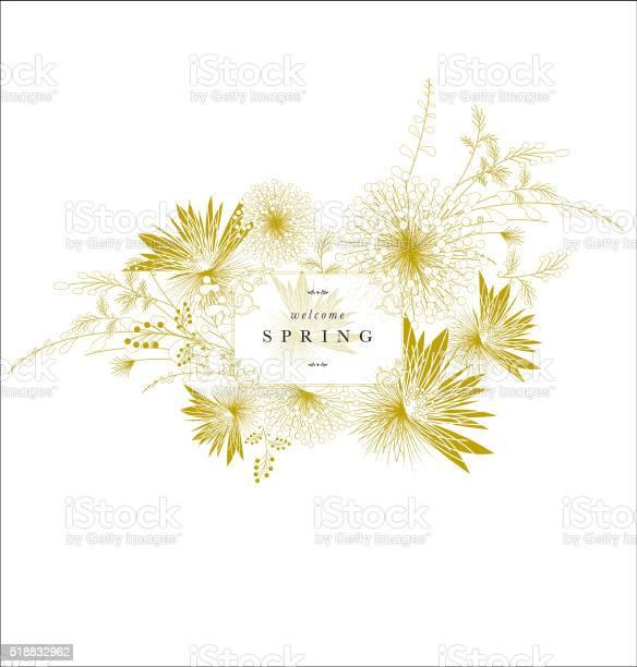 Floral spring ornament banner golden elegant text vector id518832962?b=1&k=6&m=518832962&s=612x612&h=axw0ik2y0xayyoqp0irrmao2u5bmrdct01olssge7o8=