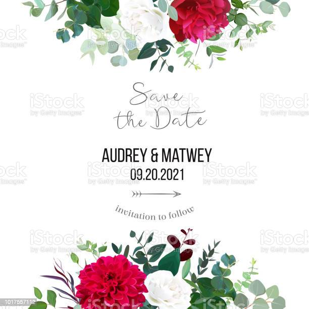 Floral vector banner frame with white rose burgundy peony red vector id1017557112?b=1&k=6&m=1017557112&s=612x612&h=ncvsmj47x5hlp6k 1gq7u7xvocdgowpcrplz55crh60=