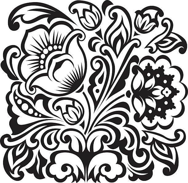 floral - vectors stock pictures, royalty-free photos & images