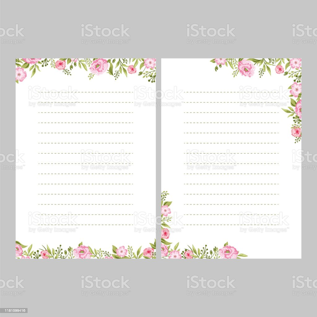 Wedding Flower Order Form Template from media.istockphoto.com