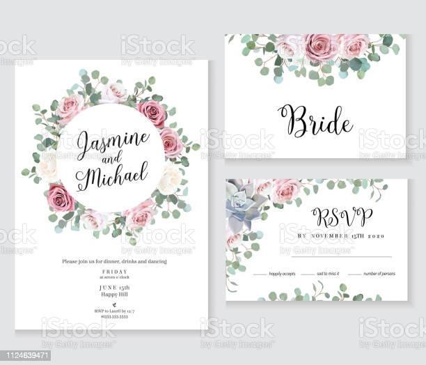 Floral wedding vector frames hand painted pale pink roses eucalyptus vector id1124639471?b=1&k=6&m=1124639471&s=612x612&h=ieht6wqg1uahobuzhrhzpyxidfommtq95gaurnek74k=