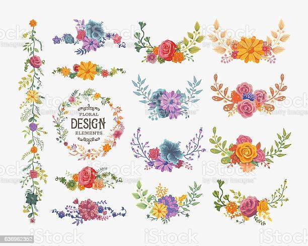 Floral wreaths and bouquets vector id636962352?b=1&k=6&m=636962352&s=612x612&h=u1fm8gvt3nd 4upvkzxbov70 qbj5had6wmjawvqbs0=
