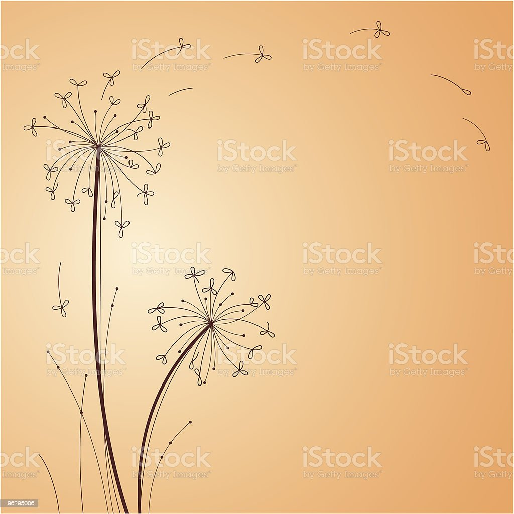 floral__design royalty-free stock vector art