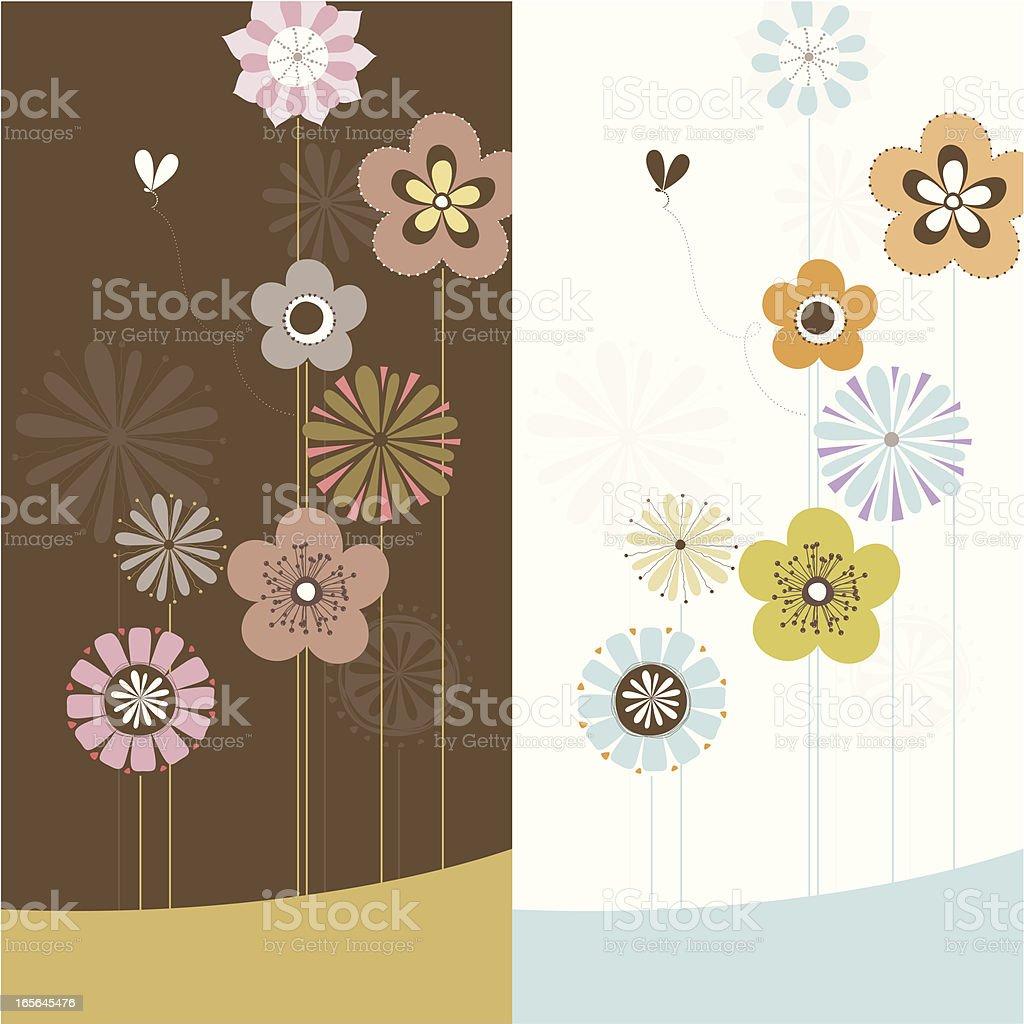 floral_magic royalty-free stock vector art