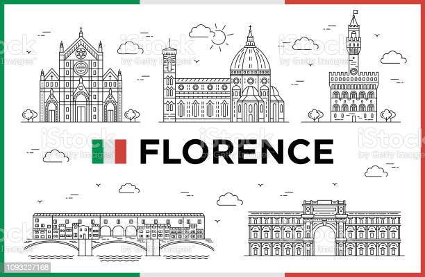 Florence italy buildings and city sights vector illustration vector id1093227168?b=1&k=6&m=1093227168&s=612x612&h=xng6curzr7sj7uhr1xait8a8urpnycxrt7hqdgzfzuk=