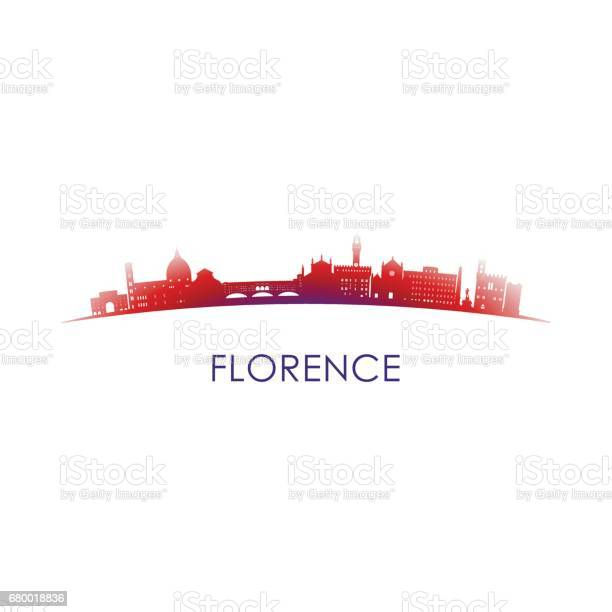 Florence italy skyline silhouette vector design city on white vector id680018836?b=1&k=6&m=680018836&s=612x612&h=zcc5r4lcmtfhbqp05uiwwuqwb56wsu2v8o9v8oz6y2e=