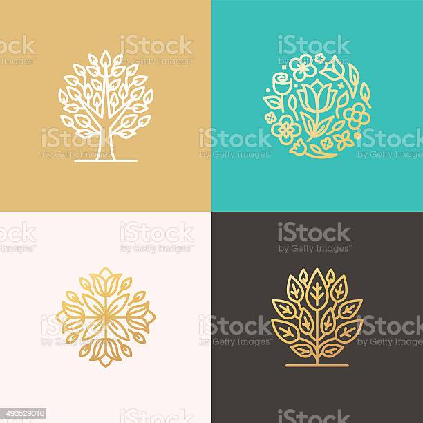 Florist and landscape designers logos vector id493529016?b=1&k=6&m=493529016&s=612x612&h=phpgvjrnyn1vqlhil30udela5jpnyyhzyqzpfftekza=