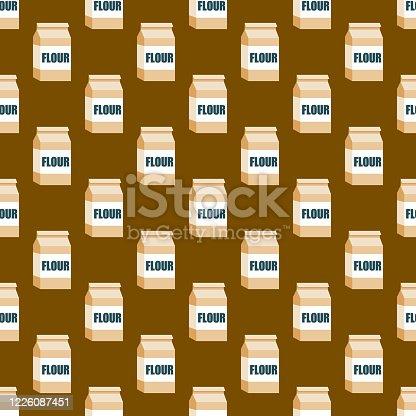 istock Flour Pattern 1226087451