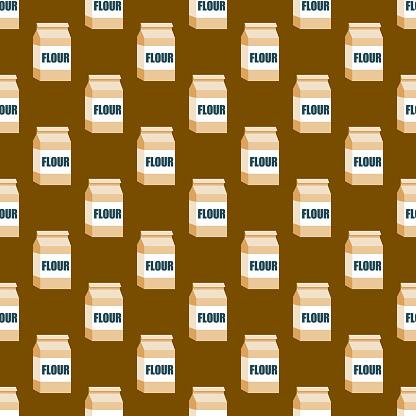 Flour Pattern
