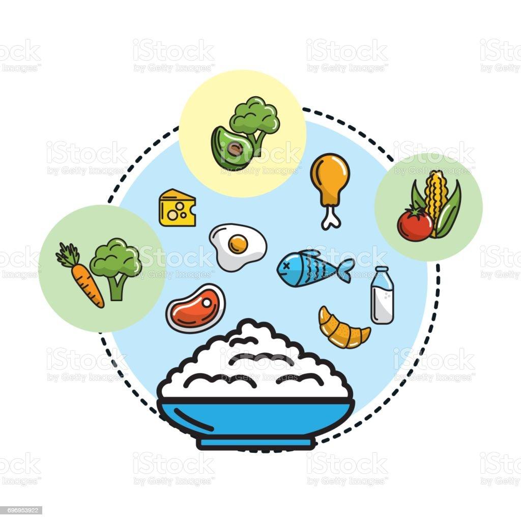 eiwitten in groenten en fruit