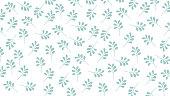 Flourish pattern. Floral geometric seamless oriental ornament