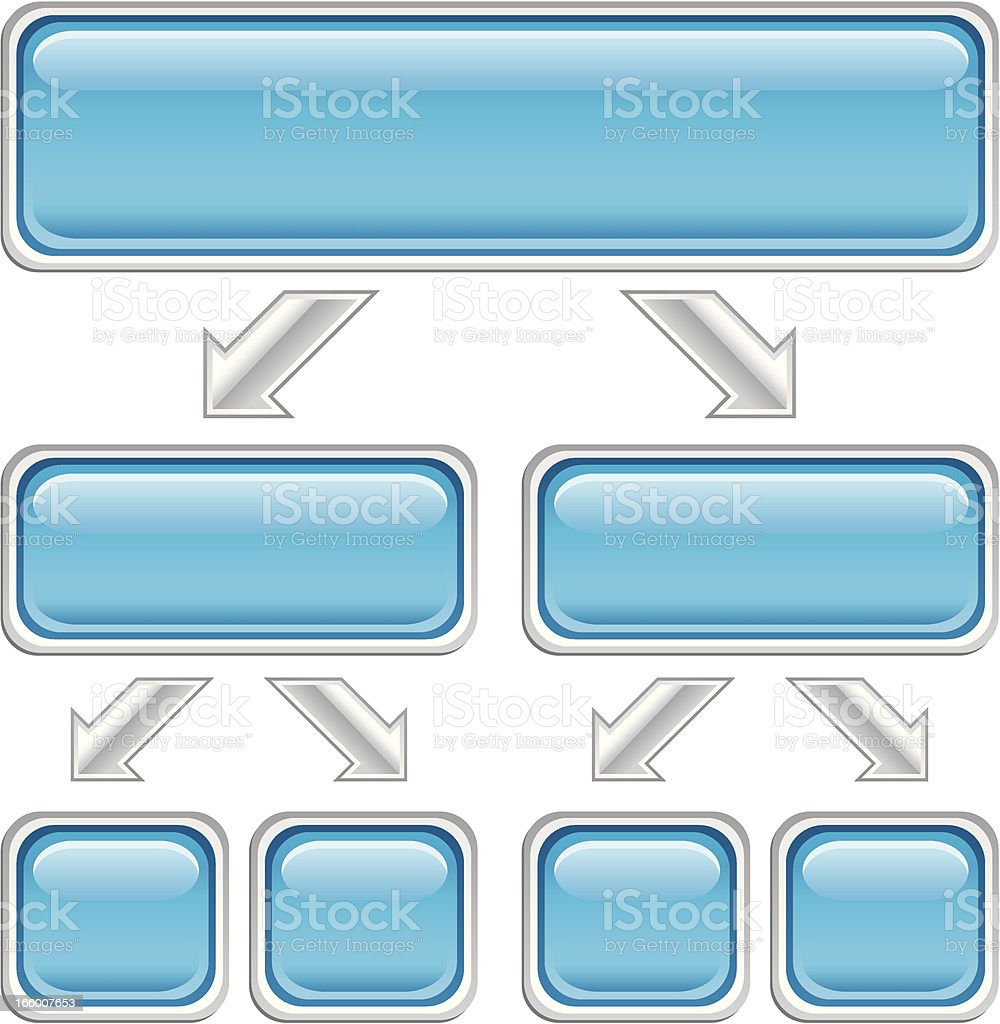 Flow chart royalty-free flow chart stock vector art & more images of arrow symbol