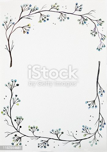 Floral Border Vector Free Ai Svg And Eps