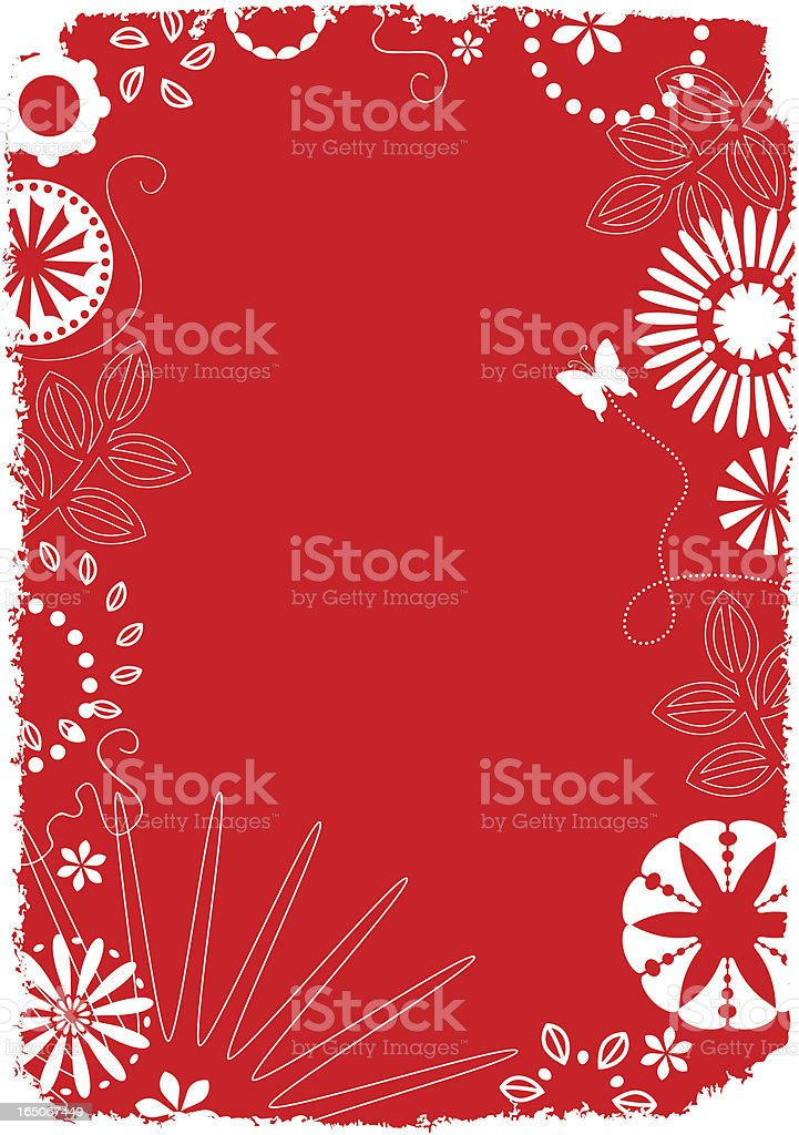 Flower background royalty-free flower background stock vector art & more images of animal markings
