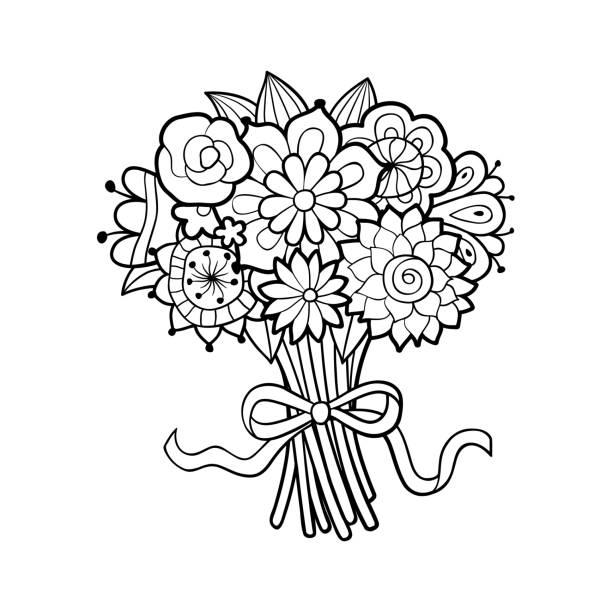 Bouquet Vector Art Graphics Freevector Com