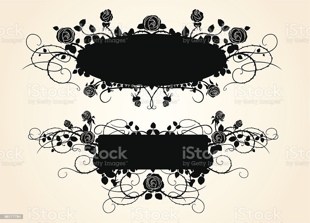 Flower design royalty-free flower design stock vector art & more images of beauty in nature