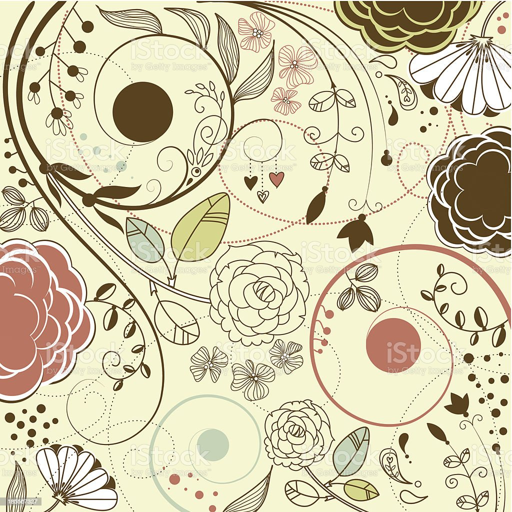 Flower Doodle royalty-free flower doodle stock vector art & more images of abstract