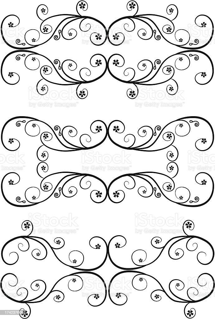 flower frame and designs