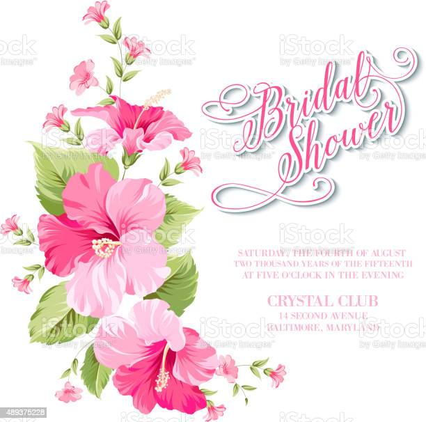 Flower garland for invitation card vector id489375228?b=1&k=6&m=489375228&s=612x612&h=cjmhvnt r3nfovomkpl9obuuindcdey92penwhm2cko=