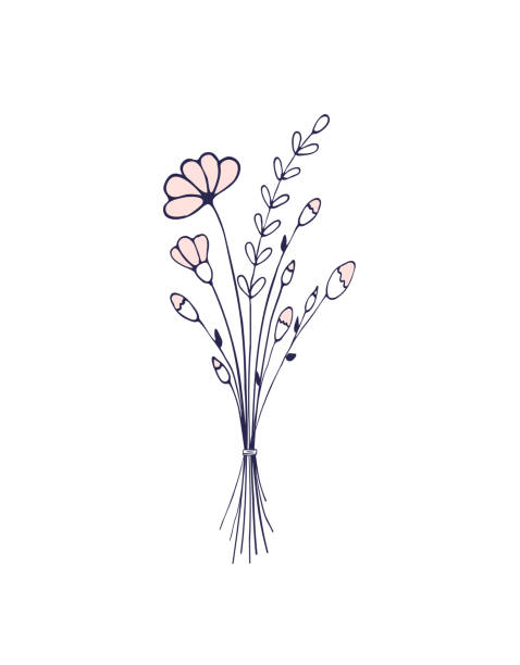 Top 60 Bunch Of Flowers Clip Art, Vector Graphics and ...