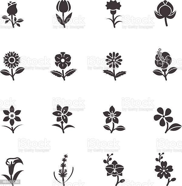 Flower icons for pattern vector id464413282?b=1&k=6&m=464413282&s=612x612&h=uxzxw4wu3zyjwmtkpgm28nzzffvxwkzatxjgqu2y3p0=